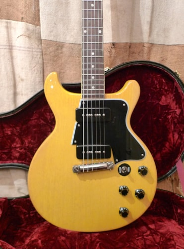2011 Gibson Les Paul Special Historic (1960 reissue) TV Yellow