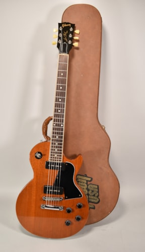 2011 Gibson Les Paul Special Mahogany Electric Guitar P-90