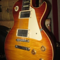 2011 Gibson Les Paul Standard R9 '59 Re-Issue