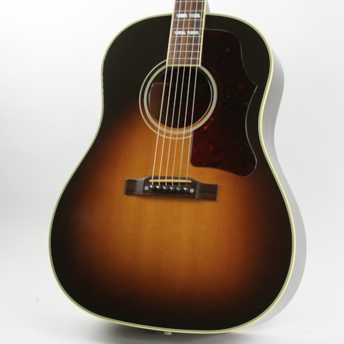2011 Gibson Southern Jumbo New Vintage HG Sunburst, Excellent, Original Hard, $2,699.00