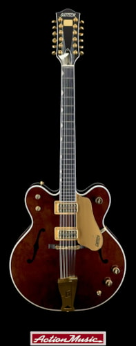 2011 Gretsch G6122XII Chet Atkins Country Gentleman Excellent Original Hard