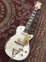 2011 Gretsch G6134 White Penguin