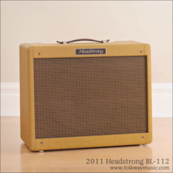 2011 Headstrong BL-112