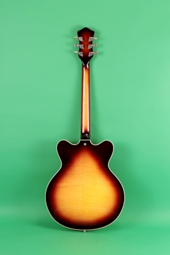 2011 HOFNER HVSP Verythin Special Sunburst, Excellent, Original Hard, $1,095.00