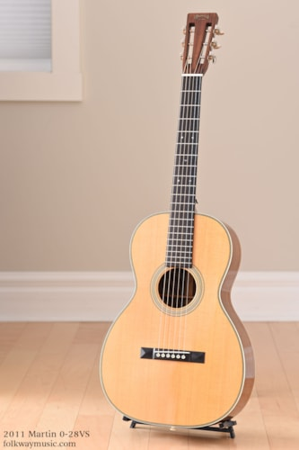 2011 Martin 0-28VS, Canadian $3599