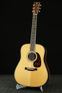 2011 Martin D-45S Custom Deep & Wide Body
