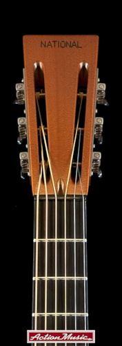 2011 National NRP-B Steel Single Cone Black Rust Excellent Original Hard $2,350.00