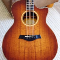 2011 Taylor Koa GA Fall Limited