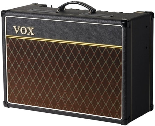 2011 Vox AC15 CI black, Mint, Soft