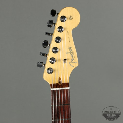 2011 Fender American Standard Stratocaster Sunburst > Guitars Electric  Solid Body | Emerald City Guitars