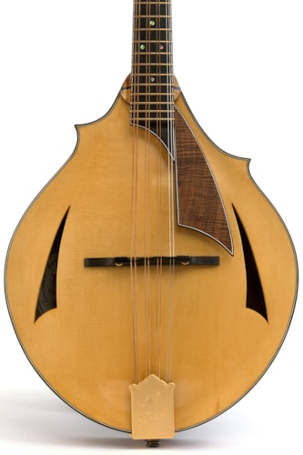 2012 A. Lawrence Smart Mandola Natural, Excellent, Original Hard, Call For Price!