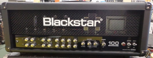 2012 BLACKSTAR Series One 104EL34 Black, Mint