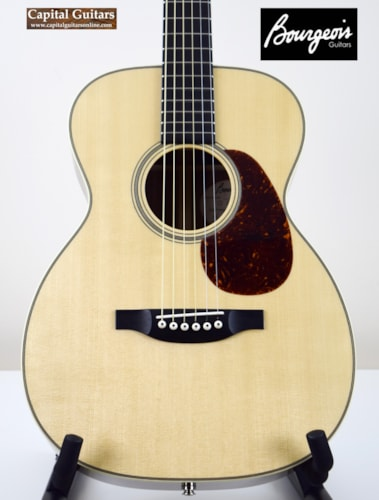 2012 Bourgeois 0 Classic German Spruce / Rosewood Natural, Near Mint, Original Hard, $2,899.00