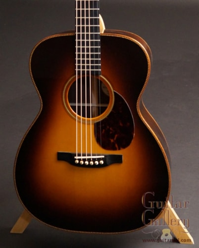 2012 Bourgeois Custom OM Varnish HHG Brazilian Rosewood, Near Mint, Original Hard, Call For Price!