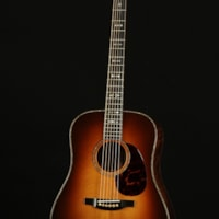 2012 Bourgeois Luthiers Choice Custom Dreadnought #6000