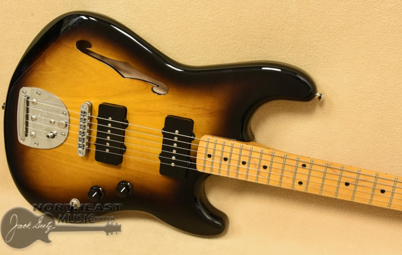 2012 FENDER 2012 Pawn Shop Offset Special - Two Tone Sunburst Excellent $899.00