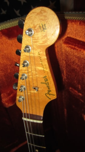 2012 Fender® Closet Classic Stratocaster® Candy Apple Red, Excellent, Original Hard, $1,999.00