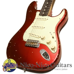 2012 Fender Custom Shop MBS 1960 Stratocaster Relic Master Built by Paul Waller