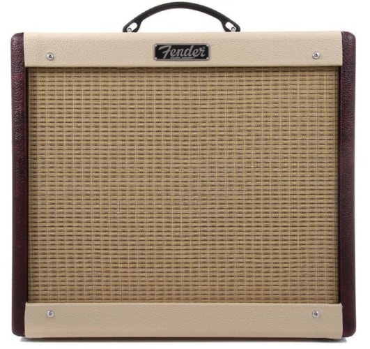 2012 Fender  Limited Edition Blues Junior III Creamy Wine Two-Tone, Brand New