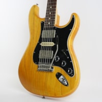 2012 Fender USA Limited Edition Hand Rubbed Ash Stratocaster