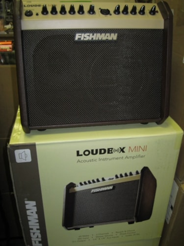 2012 Fishman Loudbox Mini Brand New