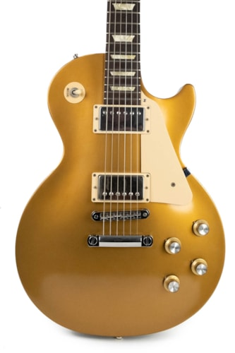 2012 Gibson 60s Tribute Les Paul Gold Top