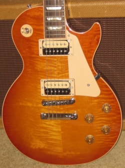 2012 Gibson Les Paul Traditional
