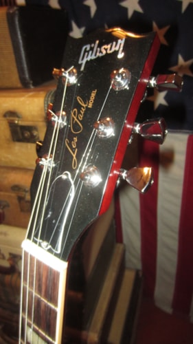 2012 Gibson Les Paul Traditional Pro II Sunburst Flamed Top, Excellent, Original Hard, $1,895.00