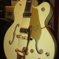 2012 Gretsch Model G6136-LDS White Falcon
