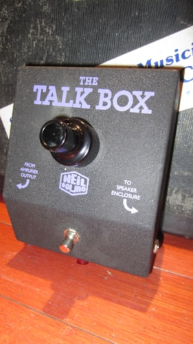 2012 Heil Talk Box Black