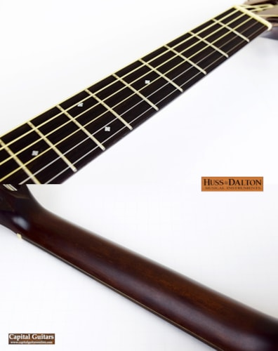 2012 Huss & Dalton 0-SP Parlor 12-Fret, Short Scale Natural, Near Mint, Original Hard, $3,399.00