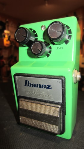 2012 Ibanez TS9 Tube Screamer Green, Excellent, $99.00