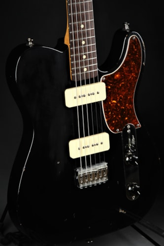 2012 K-Line Truxton Special - Black Excellent, Hard