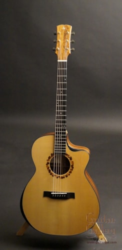 2012 MacCubbin OSC (OM) on SALE- Madagascar Rosewood Guitar