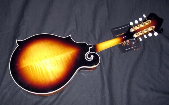 2012 Morgan Monroe MMS-2W Sunburst, Brand New