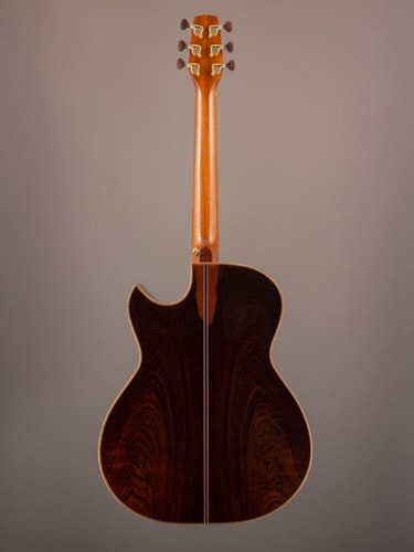 2012 Muiderman The Wave Rosewood - Brazilian