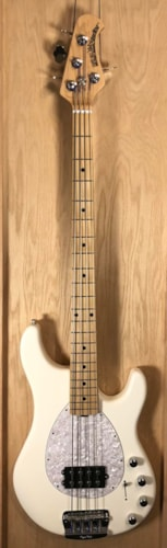 2012 Music Man Sterling 4 H White, Near Mint, Original Hard, $1,200.00