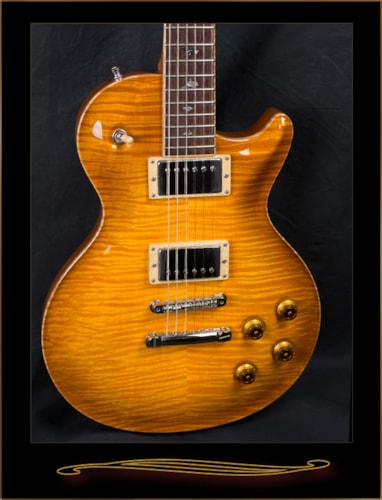 2012 Nik Huber Orca with Exceptional Top Faded Sunburst, Near Mint, Hard, $5,195.00