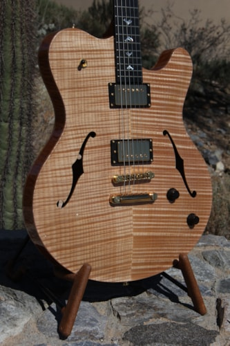 2012 Nik Huber Rietbergen Prototype Old Natural Gloss
