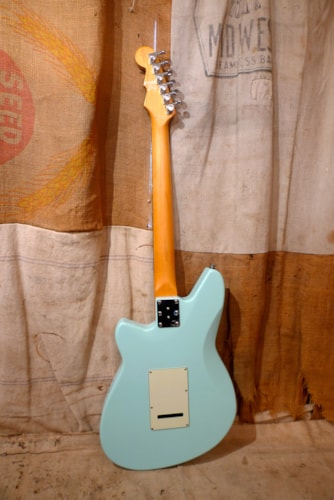 ~2012 Reverend  Six Gun Blue