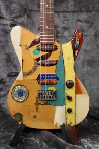2012 Spalt Sybil Resin Top Electric Guitar