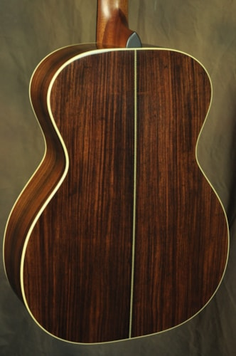 2012 Stonebridge OM33-SR Natural, Brand New, Hard, $3,000.00