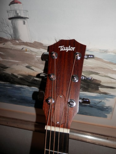 2012 Taylor 210CE G natural, Mint, Original Soft, $800.00