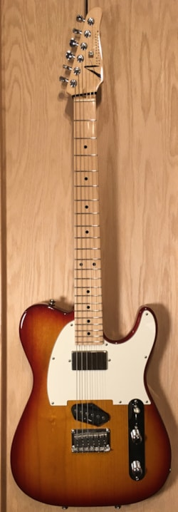 2012 Tom Anderson Guitarworks T Classic