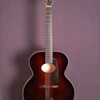 """2013 Andersen 17"""" Oval Hole Archtop"""