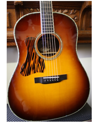 2013 Collings CJ-41G  Sunburst, Near Mint, Original Hard