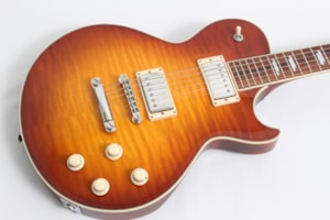 2013 Collings CL (City Limits) Deluxe Flamed Iced Tea Sunburst w/case