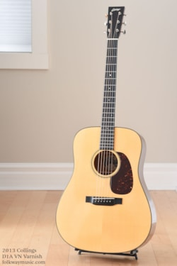 2013 Collings D1A VN Varnish