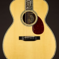 2013 Collings Guitars Collings OM-42 Brazilian Tree of Life ()