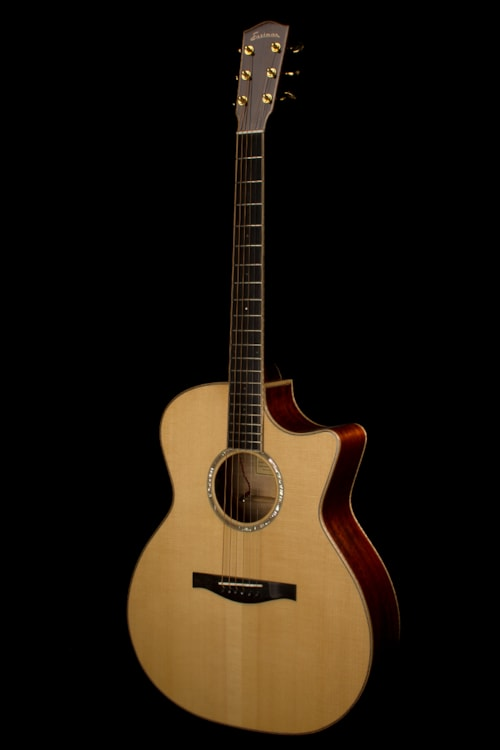 2013 Eastman Ac622ce Natural Gt Guitars Acoustic Rudys Music